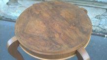 table basse époque art déco.