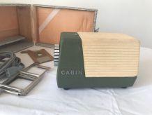 Projecteur visionneuse CABIN