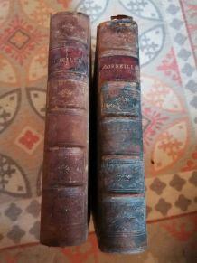 Lot ancien livre théâtre de corneille