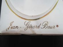collier prénom LINDA