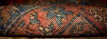 Tapis ancien Persan Lilihan fait main, 1B129