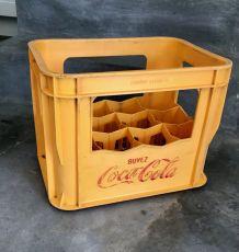 Caisse(s) Casier(s) vintage Coca-Cola