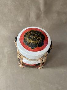 Boite à riz en bambou