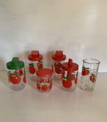6 pots vintages Henkel