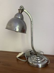 Lampe de bureau industrielle