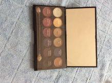 Palette sleek makeup