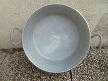 bassine  en  alu MANUFRANCE , vintage