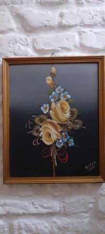 Aquarelle  floral.