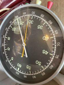 Horloge/chronomètre junghans année 60