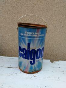 Boîte en fer CALGON