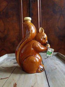 Bouteille de liqueur Chicanne  (années 60)