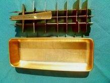 bac  a glaçons  Frigidaire Quickube, vintage