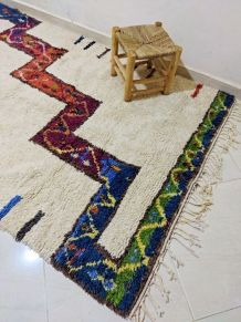 248x138cm Tapis berbere marocain