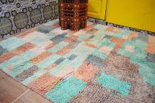 195x150cm Tapis berbere marocain