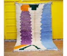 250x160cm tapis berbere marocain