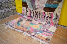 270x165cm tapis berbere marocain