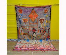 270x170cm Tapis berbere marocain