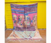 284x167cm Tapis berbere marocain