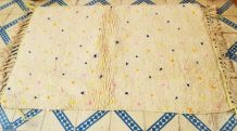 148x95cm Tapis berbere marocain