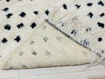 260x112cm tapis berbere marocain