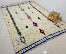 300x206cm tapis berbere marocain
