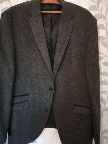 blaser homme T60 laine acrylique  fabriquation francaise