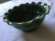 Coupelle céramique artisanat Hte Savoie