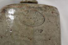 Ancienne bouillotte en grès, Paissaud - Pajot