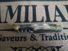 Ancien couteau de poche Laguiole G David Extra