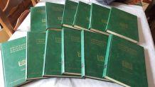 Je vends ma collection tout l'univers année 1961
