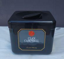 Seau à glaçons whisky Campbell