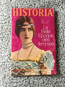 Historia La Belle Epoque des Femmes