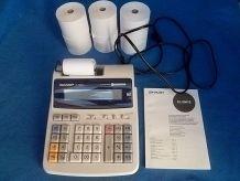 calculatrice SHARP  EL -2901 E , vintage