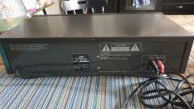 Lecteur K7 JVC KD-V220 année  1985