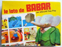 Le LOTO de Babar vintage ORTF