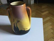 Vase amphore st jean du désert pinède cigale berty