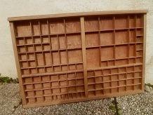 casier  d'imprimeur , ancien