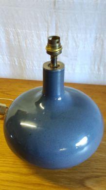 Pied de lampe en céramique – années 60/70