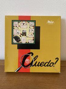 Cluedo vintage