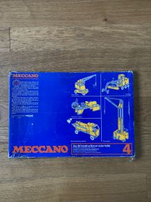 Meccano vintage boîte 4
