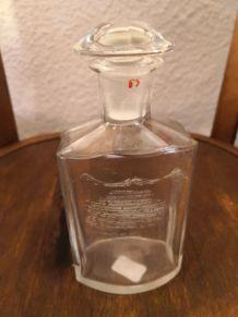 Flacon ancien de pharmacie