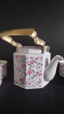 service à café ou thé en céramique