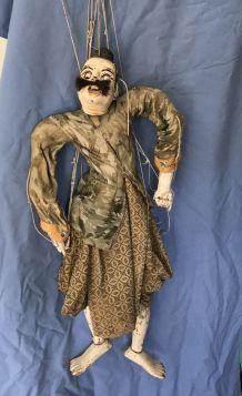 Marionnette Asiatique