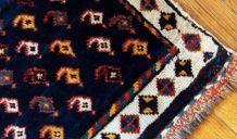 Tapis ancien Persan Luri fait main, 1B603