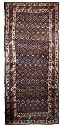 Tapis ancien Persan Nord-ouest  fait main, 1B659