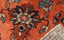 Tapis ancien Persan Lilihan fait main, 1B666