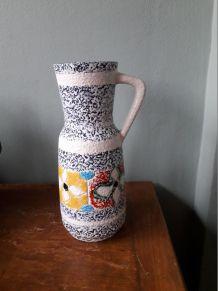 Vase vintage en céramique Germany