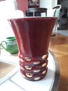 Vase vintage en céramique ARC