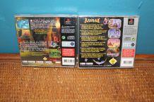 lot jeux rayman 1&2 PlayStation