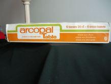 service à café en Arcopal